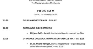 Mediteran2017 program
