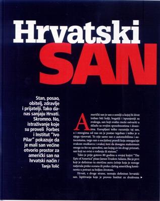 hrvatski san 2