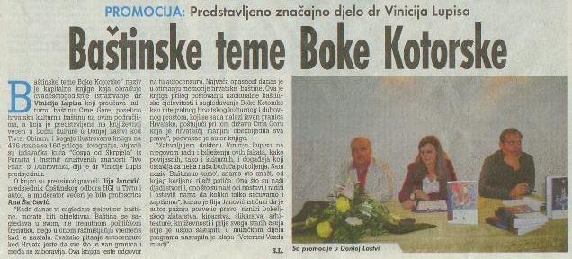 Boka Lastva s
