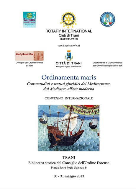 ordinamenta maris