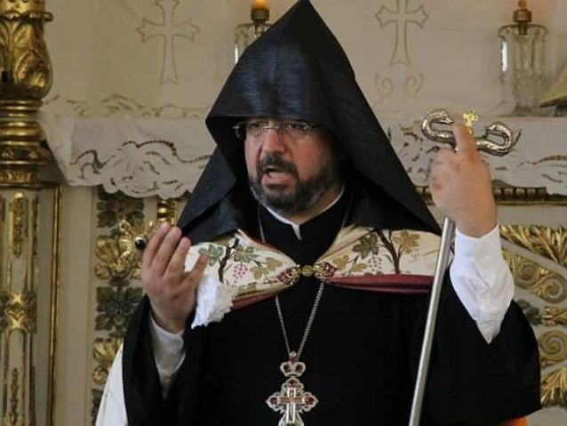 Hayr Tatul armenska crkva