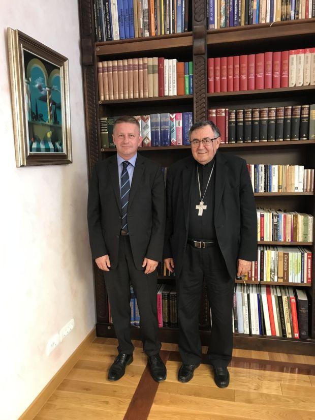 Sporazum o bilateralnoj suradnji Instituta Pilar i Katoličkog bogoslovnog fakulteta u Sarajevu
